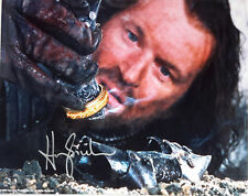 Lord of the Rings Autograph 8x10 Photo Signed Harry Sinclair/Isildor (LHAU-360)