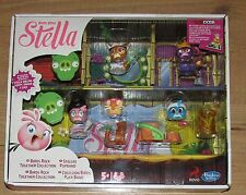 Angry Birds Stella Telepods rock ensemble 5 chiffres Willow Coquelicot Gale Dahlia