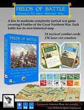 FIELDS OF BATTLE, VOLUME 1: THE GREAT NORTHERN WAR - SENT FIRST CLASS -
