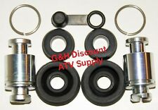 NEW 1985-1987 Honda TRX 250 Fourtrax Front Brake Wheel Cylinder Rebuild Kit Set
