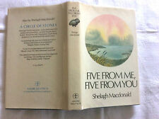 Shelagh Macdonald Five From Me  ** Signed Copy **