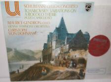 6580 131 Schumann Cello Concerto Maurice Gendron Vienna Sym Orch Von Dohnanyi