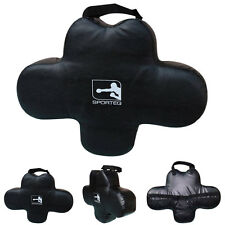 NEW PRO SPORTEQ  COACH BODY SHIELD PROTECTOR FOR BOXING MMA KARATE THAI