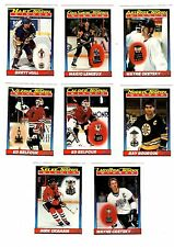 1X TROPHY WINNER 1991-92 opc FULL SET Lots Available O Pee Chee GRETZKY LEMIEUX
