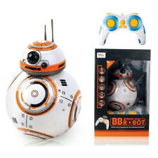 Star Wars Force Awakens StarWars 2.4G remote control BB8 Robot Christmas Gift