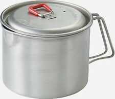 MSR Titan Titanium ULTRALIGHT: Kettle 850ml**Camping**Cooking Accessories