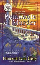 Remnants of Murder (Southern Sewing Circle Mystery)