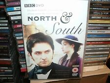 North And South (DVD, 2005, 2-Disc Set) BBC DVD