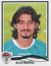 N°292 BULUT BASMAZ # TURKEY MANISASPOR STICKER PANINI SUPERLIG 2011