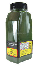 T1364 Woodland Scenics Coarse Turf Medium Green Shaker 57.7 in³ TMC