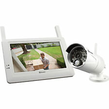 Swann Digital Wireless Monitor System - Protect Your Peace of Mind