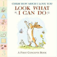 Sam Mcbratney - Look What I Can Do A First Con (2014) - New - Childrens