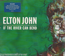 ELTON JOHN - If The River Can Bend (UK 4 Trk CD Single Pt 2)