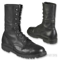 GERMAN / AUSTRIAN PARA BOOTS PARATROOPER BOOT VINTAGE ARMY SURPLUS GRADE 1