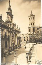 ANTIGUA POSTAL VALLADOLID . UNIVERSIDAD Y TORRE CATEDRAL . OLD POSTCARD CDCP179