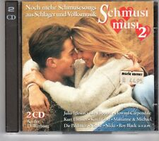 (GK595) Schmusi Musi 2 , 2CD  - 1994