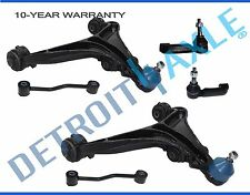 Brand New 6pc Complete Front Suspension Kit for Jeep Liberty Dodge Nitro