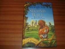 THE SECOND WAVE BY MICHAEL TOD BOOK TWO IN THE WOODSTOCK SAGA 1ST EDITION