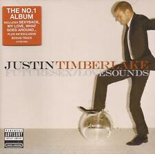JUSTIN TIMBERLAKE - Futuresex/Lovesounds (UK 12 Tk CD Album)