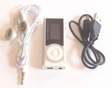 4GB USB Clip LCD Screen MP3 Media Player Whit earphone