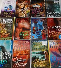Christine Feehan Paranormal Romance Paperback  ** ShipDeals ** Pick-A-Book