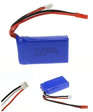 V912-21 7.4V 850mAh Batería para WLtoys V912 V915 V262 Aviones