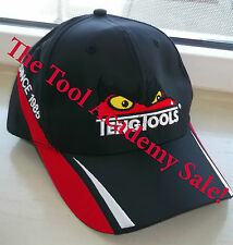 TENG SALE!  BASEBALL CAP ! IN BLACK RED WHITE WITH TENG LOGO