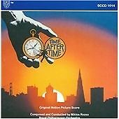 Miklos Rozsa - Time After Time  - Original Picture Soundtrack ( CD 2008 ) NEW