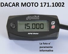 171.1002 CONTAGIRI RPM POLINI  SUZUKI KATANA 50 LC - MAGIC 50 - ZILION 50