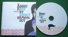 About A Boy OST Badly Drawn Boy inc Something To Talk About & Silent Sigh +  CD