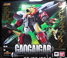 2014 Bandai Soul of Chogokin  GX-68 King of Braves GaoGaiGar Popy Shogun NY