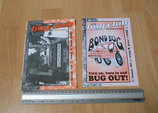 The Bug Club issue 46 May/June 1998 Issue 52 May/June 1999