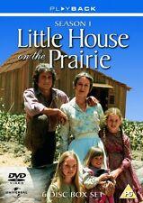 THE LITTLE HOUSE ON THE PRAIRIE  SEASON ONE    NEW SEALED GENUINE UK DVD BOXSET