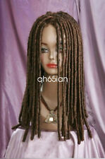 Dreadlock Style Wigs Long/short Curls Rolls Hair Drama Cosplay Costume Party Wig