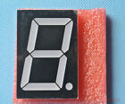 2.3 inches 7 Segment LED Display Red Illuminated Common Anode 5.4V x1pcs