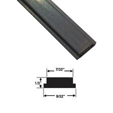 "Flexible Magnetic Strip Insert for Framed Swing Shower Doors - 84"" long"