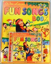 Wai Lana Little Yogis Kids Fun Songs CD and Lyrics Book