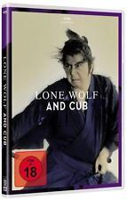 Tomisaburo Wakayama - Lone Wolf & Cub (OmU) [6 DVDs] (OVP) - FSK18