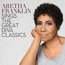 ARETHA FRANKLIN Sings The Great Diva Classics CD 2014 * NEU