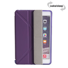 """For iPad 234/Air/Air 2/Pro 9.7"""" Screen Protector/ Slim Smart Cover TPU Soft Case"""