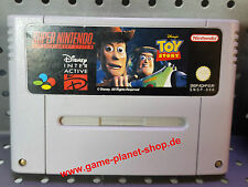Disneys Toy Story  Super Nintendo SNES Modul Sammlung by Game-Planet-shop