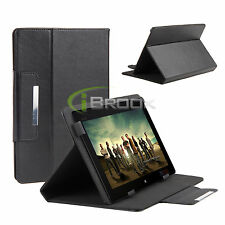 Folio PU Leather Stand Case Cover for Asus Vivo Tab RT TF600 TF600T 10.1inch Tab