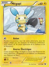 Négapi -N&B:Explorateurs Obscurs-40/108-Carte Pokemon Neuve France