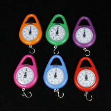 5kg/0.1kg Portable Numeral Pointer Spring Balance Hanging Weighing Scale LD110