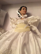 "TONNER WEDDING 16"" SCARLETT OHARA VIVIEN LEIGH DOLL NRFB  CIVIL WAR BRIDE GWTW"