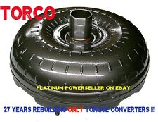 "C6 Heavy Duty Towing Ford Torque Converter - 302 351 460ci - 1.375"" pilot"