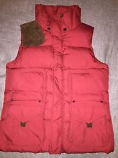 Rugby Ralph Lauren Womens Red Vest Deadstock
