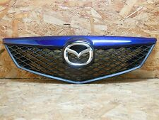 2002 2005 MAZDA DEMIO DY3W DY5W BLUE FRONT RADIATOR GRILL GRILE FACTORY OEM