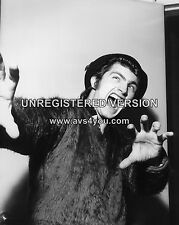 """Screaming Lord Sutch 10"""" x 8"""" Photograph no 1"""