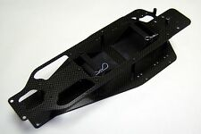 XTREME RACING TRAXXAS 2WD RUSTLER CARBON FIBER CHASSIS KIT 10628 RTR BASHER LIPO